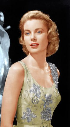Grace Kelly ~ A Classic Beauty!!
