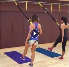 Amazing TRX routine