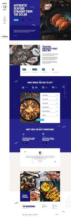 Dribbble - by Mateusz Madura Clean Web Design, Web Ui Design, 2020 Design, Flat Design, Graphic Design, Web Design Websites, Cool Websites, Clean Websites, Web Layout