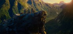 The Carrock ~ Beorn's High Seat ~ The Hobbit