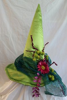 Witch Hat Baba Jaga Tink by BabaJagaBootique on Etsy