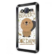 Are You A Beaver Cuz Dam Samsung Galaxy J5 (2016) Case | Aneend.com