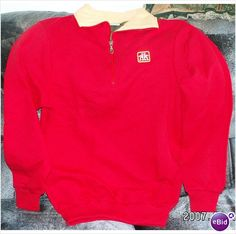 Home Hardware Company Long Sleeved Red Sweatshirt XS York Uniforms New NWT 778541554428 on eBid Canada