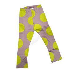 Yellow Dot Legging [Zozio]