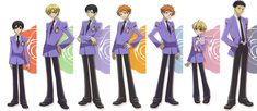 Ouran High School Host Club | The Little Writing Factory