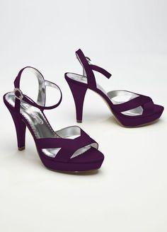 http   fashionshopz.com images Plum-Charmeuse-High- · Bridesmaids HeelsPlum  Bridesmaid DressesWedding BridesmaidsBridal Party ShoesWedding ... e0ecb248a4