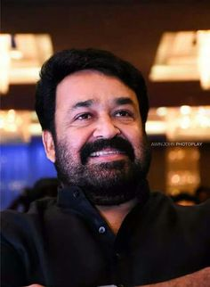 South Indian actor  Sri mohanlal.