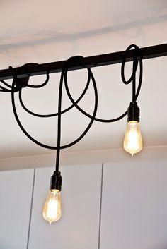Lampa industrialna - przepis