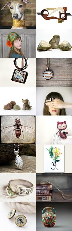 nice brown by Helen on Etsy--Pinned with TreasuryPin.com