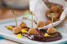 O Bolinho de Chuva com Ganache de Chocolate (Foto: Divulgação)