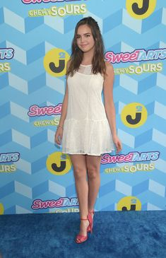 Bailee Madison attends the Just Jared's Summer Bash Pool Party 2015 on July 18, 2015 in Los Angeles, California.