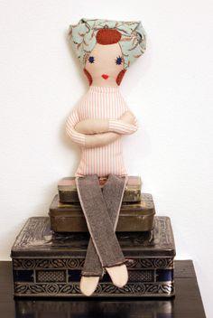 Mini-Betty Doll