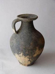Tn bavent ceramique epoque art nouveau emaillee bavent for Vase antique romain