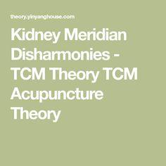 Kidney Meridian Dish