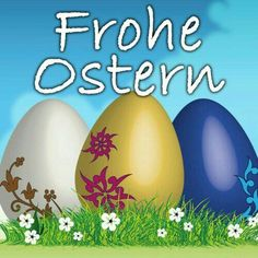 Zitate & Sprüche About Easter, Happy Easter, Easter Eggs, Seasons, Spring, Celebrations, Party, Happy Easter Day, Pentecost