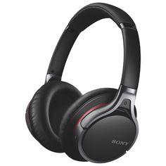 Casque d'écoute Bluetooth de Sony (MDR10RBT) - Noir