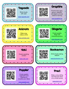 WEBSITES WITH QR CODES - TeachersPayTeachers.com