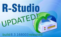 We released a new build of R-Studio, our flagship data recovery program. We added automatic check for updates, improved preview for video and pdf files, and fixed several internal bugs. http://forum.r-tt.com/r-studio-8-3-168003-t9492.html