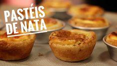 PASTEIS de NATA / BELEM, pâtisserie portugaise à tomber ! - YouTube