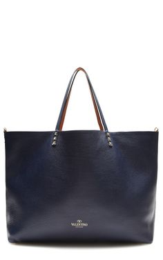 7278a0ba082a Rockstud Double Large Tote by Valentino for Preorder on Moda Operandi  Women's Handbags, Luxury Handbags