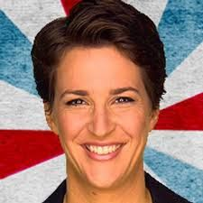 Rachel Maddow had the No. 1 cable news show yesterday in prime time. MSNBC won the daypart among adults but Fox News remains on top in total audience. Ny Usa, Us Politics, Trumpet, That Way, Obama, American History, Donald Trump, Presidents, At Least
