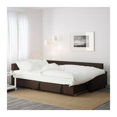 FRIHETEN Sleeper sectional, 3-seat - Skiftebo brown, - - IKEA