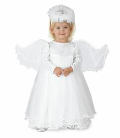 little angel girls costume only at chasing fireflies if you know a little angel - Kids Angel Halloween Costume