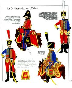 Ufficiali del 9 rgt. ussari