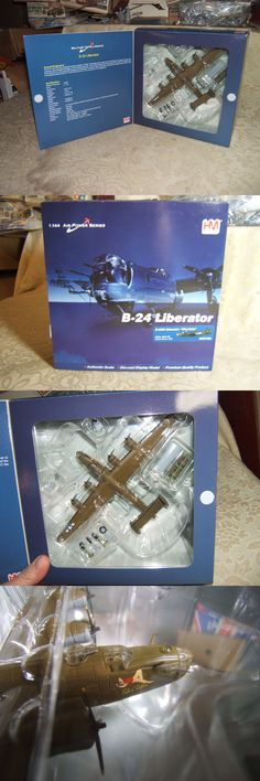 Other Military Aircraft Models 2587: Hobbymaster 1 144 Consolidated B-24D Liberator She Asta Diecast Model Airplane -> BUY IT NOW ONLY: $45 on eBay!