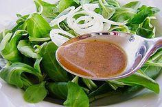 Süßes Dressing für Salat