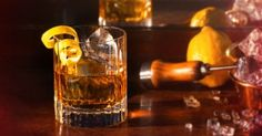 The Rusty Nail is a Whiskey Classic for a Reason