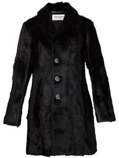 Shop Saint Laurent goat fur coat in Forty Five Ten from the world's best independent boutiques at farfetch.com. Shop 300 boutiques at one address.