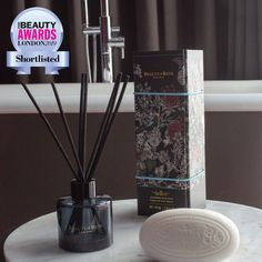 We are thrilled that our Beauty of Bath Diffuser and Luxury Soap Bar (cashmere musk noir) has been shortlisted for the Pure Beauty London 2019 Awards! However, to be in with a chance of winning we need your vote. You'll find us under the Brand Innovation category for the Best New Design & Packaging (13/14). PLEASE VOTE NOW!!!🤞🛁 Brand Innovation, Luxury Soap, Design Packaging, Soap Bar, Beauty Awards, Pure Beauty, Sophisticated Style, Four Seasons, Diffuser