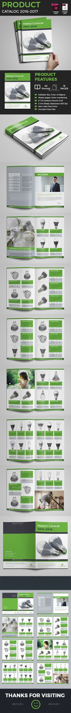 A5 Product Catalog  — InDesign Template #business #indesign template • Download ➝ https://graphicriver.net/item/a5-product-catalog/18561625?ref=pxcr