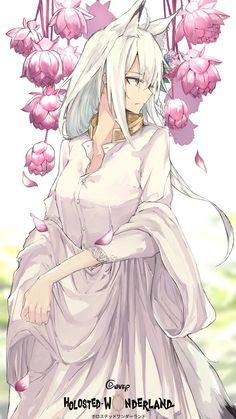 Anime Girl Neko, Anime Girl Cute, Chica Anime Manga, Anime Art Girl, Cute Anime Character, Character Art, Character Design, Manga Illustration, Character Illustration