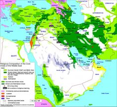 Religions, Middle east