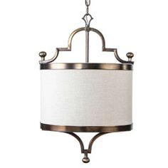 Gabby Lighting Butler Shade Pendant x x Hall Lighting, Pendant Lighting, Modern Ceiling, Stylish Home Decor, Lantern Pendant, Drum Shade, Luxury Furniture, Lamp Light, Light Fixtures