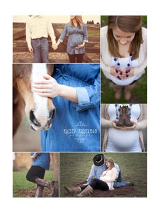Barns, boots, cowboy hats, and a little bump in the middle. Perfect country/western maternity session.