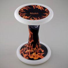 SH2 Fire | Sporthocker | SALZIG #salzig #sporthocker #cool #stool #fire #design #sport