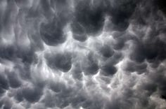 nuage mammatus