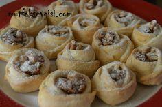 Mutfak Sevgisi: Mini Elmalı Kurabiye