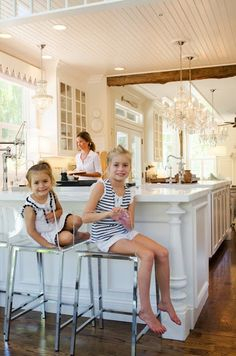 Depósito Santa Mariah: Cozinha Glamourosa!