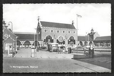 Sybold van Ravesteyn, station Den Bosch 1951