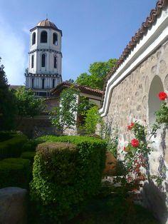 Пловдив (Plovdiv) in old town.