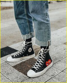 more photos f5d86 5ed5a Converse cdg play is never go wrong