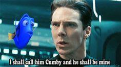 """""""I shall call him Cumby and he shall be mine."""""""