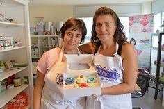 Taller de cupcakes con Teresa