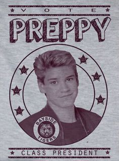 SOMEONE BUY ME THIS SHIRT. Zack Morris is my husband.