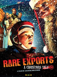 Our family Christmas/horror classic. A reminder of the crazy scary Nordic tradition of Yule Lads.