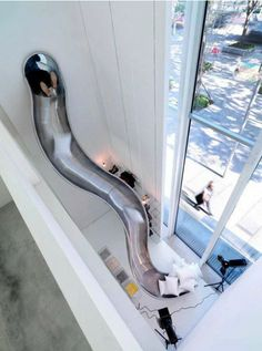 Slide #kids #room